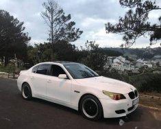 Bán xe BMW 5 Series 525i năm sản xuất 2006, màu trắng, nhập khẩu số tự động giá 490 triệu tại Tp.HCM
