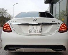 Bán Mercedes C300 AMG đời 2016, màu trắng giá 1 tỷ 680 tr tại Hà Nội