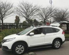 Chính chủ bán Honda CR V 2.0 AT năm sản xuất 2014, màu trắng, giá 762tr giá 762 triệu tại Hà Nội