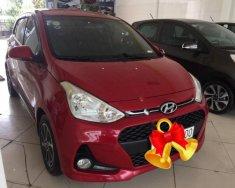 Cần bán lại xe Hyundai Grand i10 1.0 MT sản xuất năm 2017, màu đỏ giá 349 triệu tại Phú Thọ