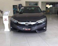 Cần bán Honda Civic năm 2018, màu xám, nhập khẩu giá 898 triệu tại Tp.HCM