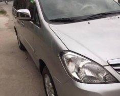 Cần bán xe Toyota Innova năm 2010, màu bạc chính chủ, giá chỉ 455 triệu giá 455 triệu tại Hải Phòng