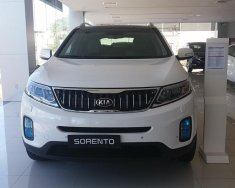 Kia Nha Trang bán ô tô Kia Sorento ATH năm sản xuất 2018, màu trắng, xe có sẵn giao ngay giá 919 triệu tại Khánh Hòa