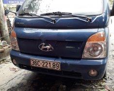 Bán Hyundai Porter đời 2011, màu xanh lam, nhập khẩu giá 320 triệu tại Thanh Hóa
