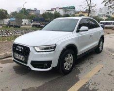 Cần bán lại xe Audi Q3 2.0L Quattro sản xuất 2014, màu trắng, nhập khẩu số tự động giá 1 tỷ 389 tr tại Hà Nội