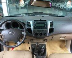 Cần bán xe Toyota Hilux sản xuất 2009, màu đen, nhập khẩu giá 415 triệu tại Phú Thọ