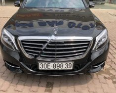 Bán Mercedes S400 năm 2016, màu đen giá 3 tỷ 500 tr tại Hà Nội