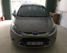 Cần bán gấp Ford Fiesta sản xuất năm 2011, màu xám xe gia đình giá 350 triệu tại Đà Nẵng