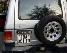 Bán Hyundai Galloper sản xuất 1994, màu bạc, nhập khẩu nguyên chiếc, giá chỉ 105 triệu giá 105 triệu tại Tp.HCM