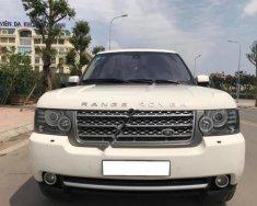 Bán LandRover Range Rover Autobiography 5.0 đời 2010, màu trắng, nhập khẩu giá 1 tỷ 799 tr tại Hà Nội
