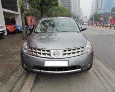 Cần bán lại xe Nissan Murano đời 2008, màu xám, nhập khẩu chính hãng, chính chủ, giá tốt giá Giá thỏa thuận tại Hà Nội