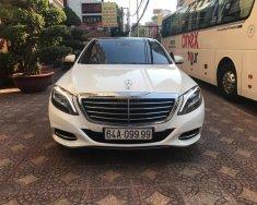 Mercedes S500 sản xuất năm 2016, màu trắng, nhập khẩu, xe chạy ít, cực đẹp giá 4 tỷ 688 tr tại Hà Nội