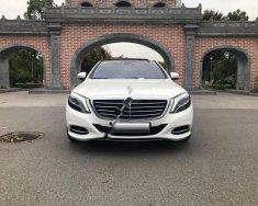 Bán xe Mercedes S500L đời 2016, màu trắng giá 4 tỷ 696 tr tại Hà Nội