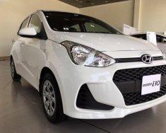 Bán Hyundai Grand i10 1.2 MT Base đời 2018, màu trắng  giá 330 triệu tại Tp.HCM