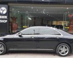 Bán Mercedes S400L sản xuất 2015, màu đen   giá 3 tỷ 199 tr tại Hà Nội