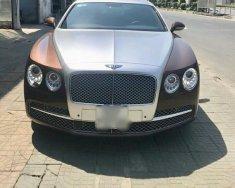 Cần bán lại xe Bentley Continental Flying Spur đăng ký 2016, màu nâu, xe nhập giá 13 tỷ 600 tr tại Tp.HCM