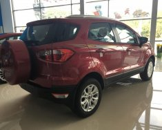 Ford EcoSport giá rẻ, mới 100%, màu đỏ, chỉ 122tr lấy xe ngay giá 610 triệu tại Tây Ninh