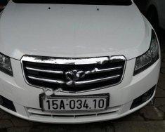 Chính chủ bán Daewoo Lacetti CDX 1.6 AT đời 2010, màu trắng, nhập khẩu giá 320 triệu tại Hải Phòng