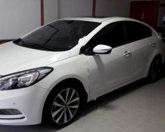 Chính chủ bán Kia K3 2.0 AT năm 2014, màu trắng giá 550 triệu tại BR-Vũng Tàu