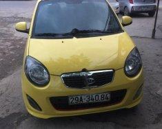 Bán xe Kia Morning SX 1.1 AT Sport 2011, màu vàng giá 260 triệu tại Hà Nội