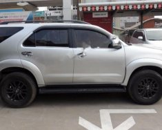 Bán Toyota Fortuner G 2015, màu bạc giá 875 triệu tại Hà Nội