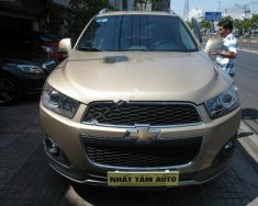 Cần bán Chevrolet Captiva LTZ đời 2014, xe gia đình giá 600 triệu tại Tp.HCM
