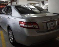 Cần bán gấp Toyota Camry 2.5 XLE năm sản xuất 2009, màu bạc, xe nhập, giá chỉ 900 triệu giá 900 triệu tại Tp.HCM