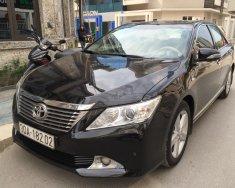 Bán xe Toyota Camry 2.5 Q năm sản xuất 2014, màu đen giá 969 triệu tại Hà Nội