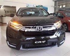 Bán Honda CR V 2018, màu đen, nhập khẩu giá 1 tỷ 68 tr tại Tp.HCM