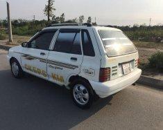 Bán xe Kia Pride CD5 2001, màu trắng giá cạnh tranh giá 55 triệu tại Hà Nội