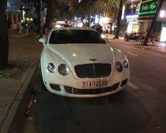Bán ô tô Bentley Continental 2007, màu trắng, xe nhập giá 2 tỷ 800 tr tại Tp.HCM