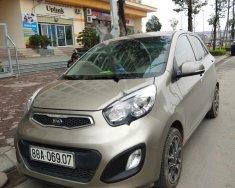 Bán xe cũ Kia Morning S MT đời 2014, màu xám giá 278 triệu tại Hà Nội