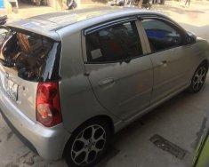 Cần bán Kia Morning XLS sản xuất 2008, màu bạc, xe nhập chính chủ, giá tốt giá 260 triệu tại Hà Nội