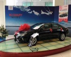 Cần bán xe Toyota Camry 2.5Q sản xuất năm 2018, màu đen giá 1 tỷ 262 tr tại Tp.HCM