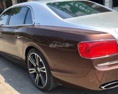 Cần bán Bentley Continental đời 2016, màu nâu, nhập khẩu giá 13 tỷ 600 tr tại Tp.HCM