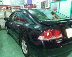 Bán xe Honda Civic 1.8 AT năm 2008, màu đen giá 398 triệu tại Tp.HCM