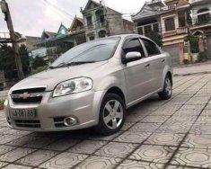 Bán Chevrolet Aveo sản xuất 2013, màu bạc  giá 240 triệu tại Hải Dương