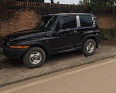 Bán xe Ssangyong Korando sản xuất 2000, màu đen, xe nhập giá 125 triệu tại Hà Nội
