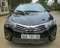 Cần bán Toyota Corolla altis năm sản xuất 2016, màu đen xe gia đình, giá chỉ 690 triệu giá 690 triệu tại Thanh Hóa