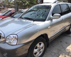 Bán ô tô Hyundai Santa Fe Gold 2.0 AT đời 2003, màu bạc, nhập khẩu nguyên chiếc, giá tốt giá 265 triệu tại Hà Nội