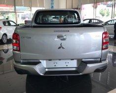 Bán Mitsubishi Triton 4x4 MT 2018, màu bạc, nhập khẩu nguyên chiếc giá 660 triệu tại Tp.HCM