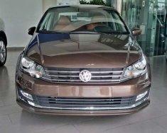 (ĐẠT DAVID) Bán Volkswagen Polo Sedan, (màu nâu, bạc), nhập khẩu chính hãng LH: 0933.365.188 giá 699 triệu tại Tp.HCM