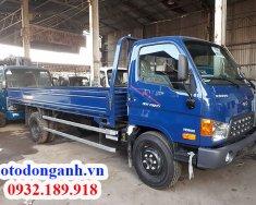 Xe tải Hyundai HD800 8 tấn, thùng lửng, giá tốt, hỗ trợ trả góp giá 650 triệu tại Tp.HCM