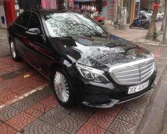 Cần bán xe Mercedes C250 2015, màu đen chính chủ giá 1 tỷ 270 tr tại Hà Nội