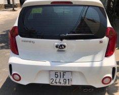 Bán xe Kia Morning Si AT năm 2015, màu trắng giá 360 triệu tại Hà Nội