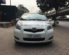 Bán Toyota Yaris 1.3 năm sản xuất 2010, màu trắng, nhập khẩu nguyên chiếc, giá chỉ 430 triệu giá 430 triệu tại Hà Nội