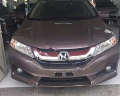 Cần bán Honda City 1.5 AT sản xuất 2016, màu nâu số tự động, giá tốt giá 560 triệu tại Đắk Lắk