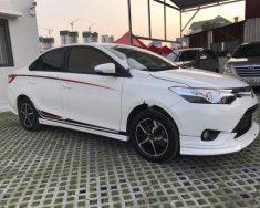 Cần bán gấp Toyota Vios G đời 2017, màu trắng đẹp như mới, giá tốt giá 588 triệu tại Tp.HCM