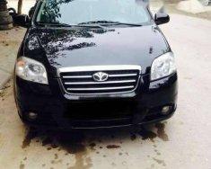 Bán xe Daewoo Gentra sản xuất năm 2009, màu đen giá 170 triệu tại Thanh Hóa