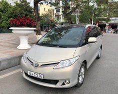 Toyota Previa 2.4 model 2010, màu vàng, xe nhập, cần bán 899 triệu giá 899 triệu tại Hà Nội